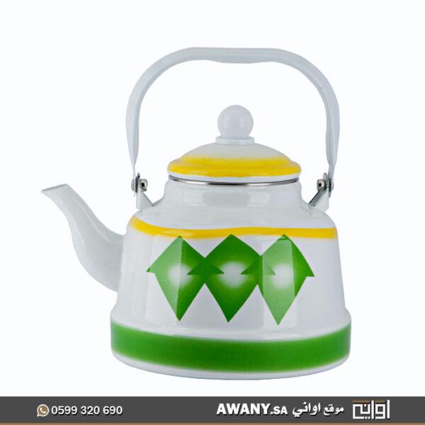 كتلي شاي باشكال مميزة