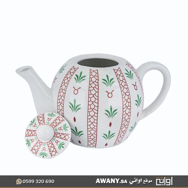 براد شاي طراز قديم