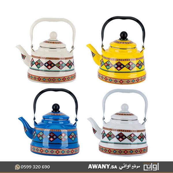 برادات شاي غضار للبيع