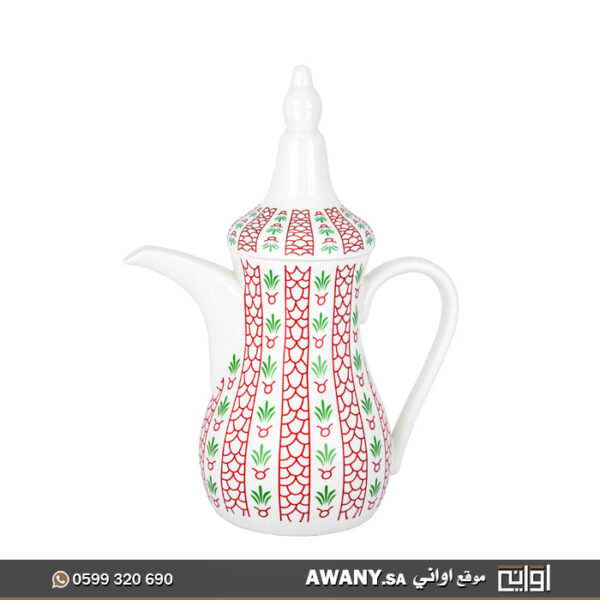 دله قهوة عربية بورسلان